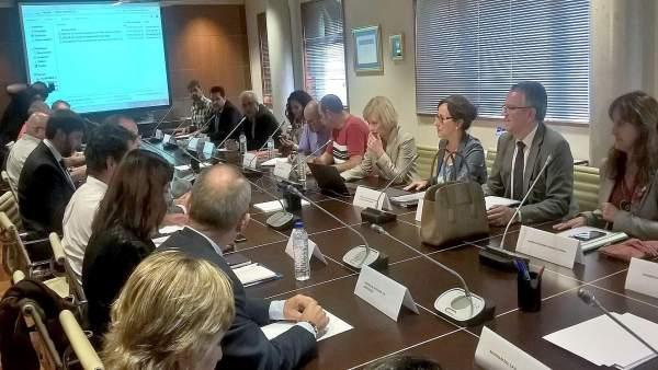 Nota Prensa Y Fotos Comités Seguimiento Planes Mejora Calidad Aire Avilés Y Gijó