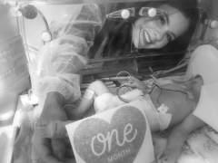 Muere la hija recién nacida del reguetonero Wisin