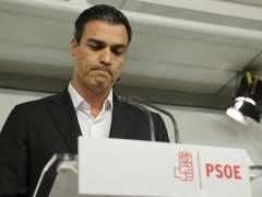 Pedro Sánchez dice que dimitirá si el Comité Federal aprueba la abstención