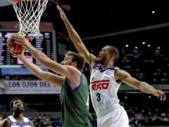 El Real Madrid estrena la temporada ACB con victoria