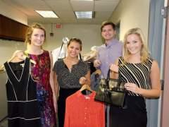 La Universidad de Florida crea un ropero para alumnos