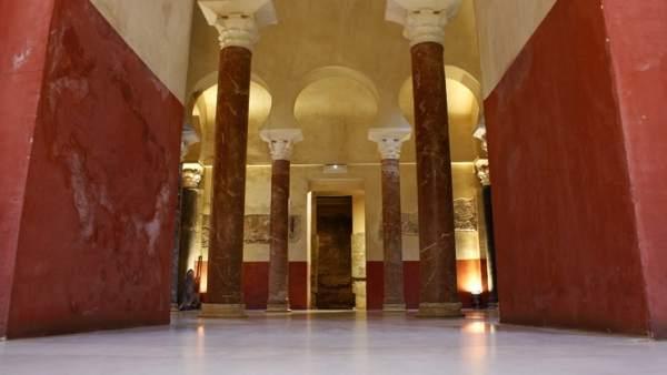Baños del Alcázar Califal de Córdoba