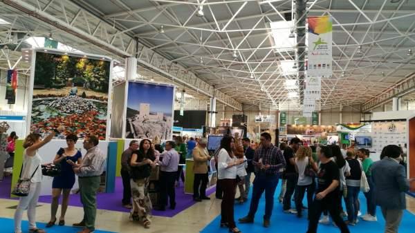 Feria Tierra Adentro, en Jaén