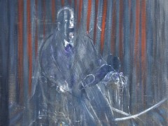 Francis Bacon - Estudio según Velázquez (Study after Velazquez),1950