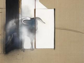 Francis Bacon. Estudio de un toro (Study of a Bull), 1991