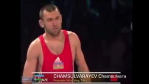 Chamsulvara Chamsulvaraev