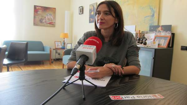 Núria Parlon, PSC
