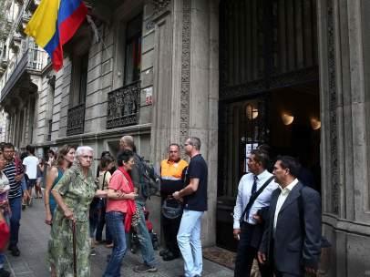 Consulado de Colombia