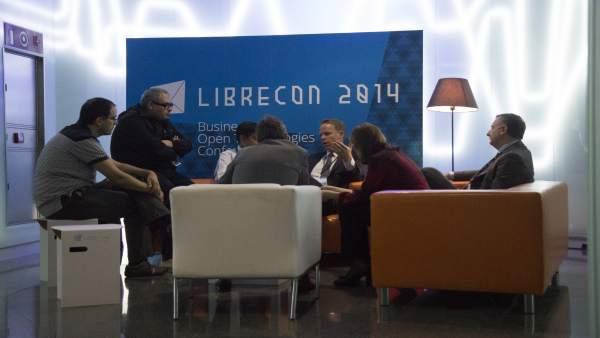 Edición anterior del certamen LibreCon