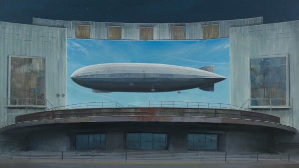 Andrew McIntosh - Zeppelin Express