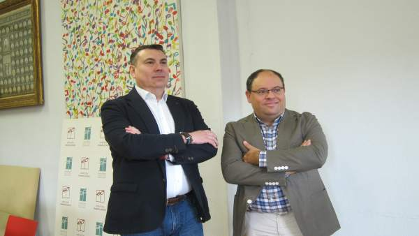 Daniel Sánchez e Igor Ijurra