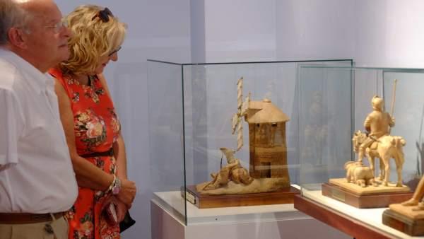 Exposición de Paco Tito en el MUPAM