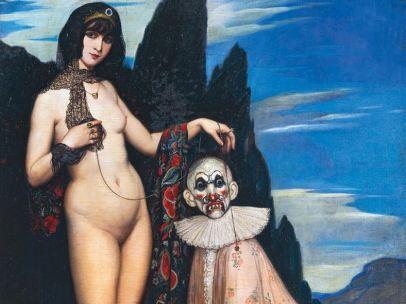 'La Femme et le Pantin', 1909