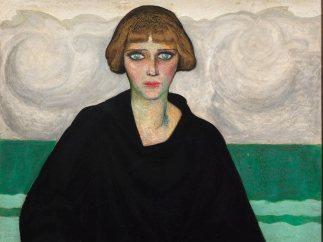 'Nahui Olin', vers 1922