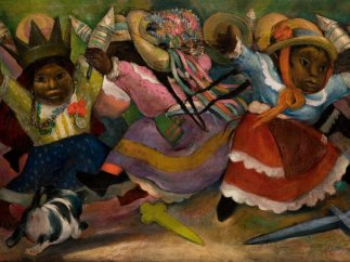 'La Danse des Malinches', 1926
