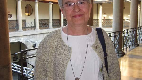 Teresa Ortiz.
