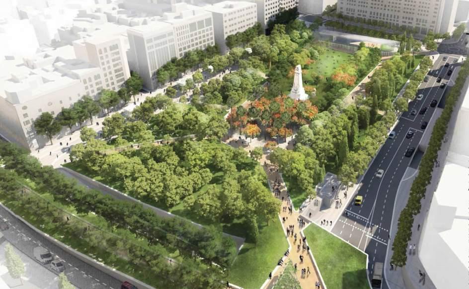 La creaci n de un corredor verde una propuesta recurrente - Reforma de pisos en madrid ...