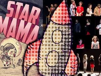 Cartel de Star Mama