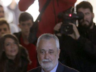 José Antonio Griñán, por el caso de los ERE