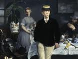 Édouard Manet, Frühstück im Atelier (Le déjeuner), 1868