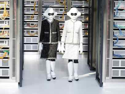 Chanel en la Semana de la Moda de París