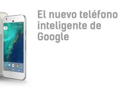 Píxel, el nuevo teléfono de Google