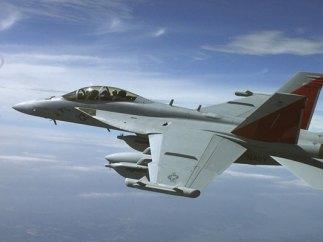 CAZA F-18