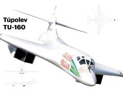La ruta de los Tupolev rusos