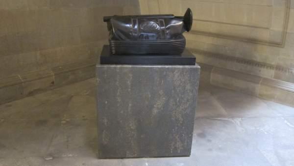 Escultura donada por J.A.Samaranch