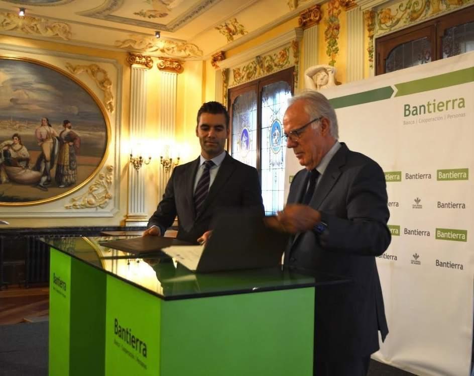 Bantierra y la escuela de negocios ceste colaboran en la for Pisos bantierra