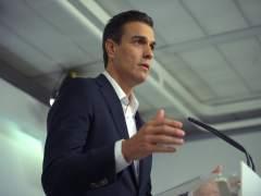 Sánchez acudirá a la sesión de investidura pero no desvelan qué votará