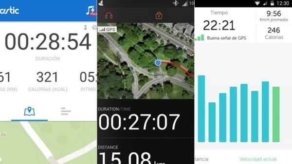 Aplicaciones para caminar gratis para iphone