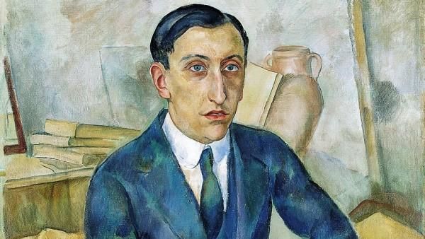 Joaquim Sunyer (Spanish, 1874-1956), Portrait of Josep M. Albiñana, 1918-19