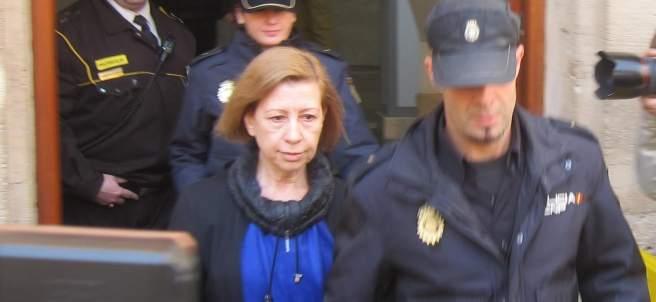 Munar, saliendo de los Juzgados
