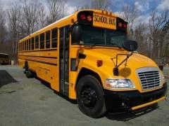 Muere un niño de 3 años tras ser olvidado en un autobús escolar en EEUU