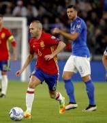 Iniesta Italia - España