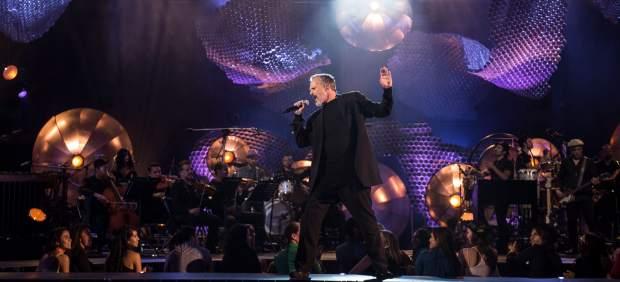 'MTV Unplugged' de Miguel Bosé