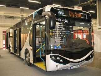Autobús AMZ City Smile CS12LF
