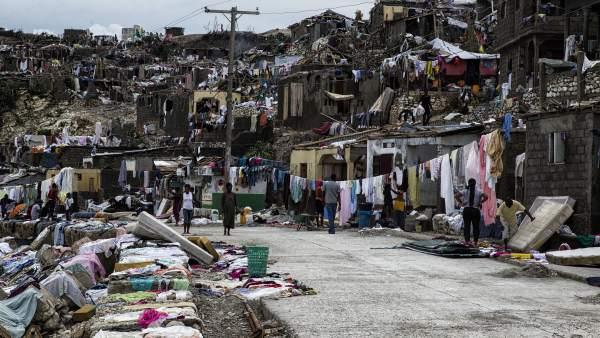 Matthew deja cientos de muertos en Haití