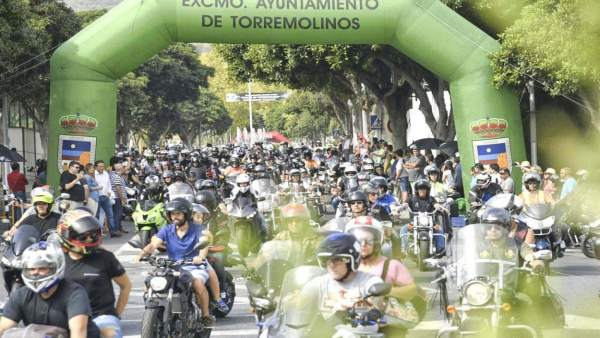 Reunión Mototurística en Torremolinos