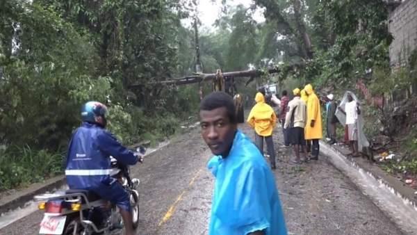 Cerca de 870 muertos en Haití tras el paso de 'Matthew'