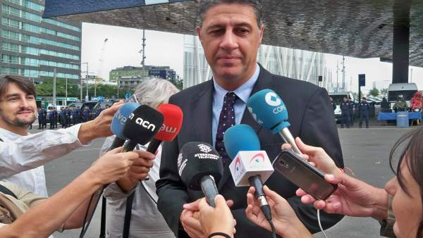 Xavier Garcia Albiol, coordinador general del PP catalán