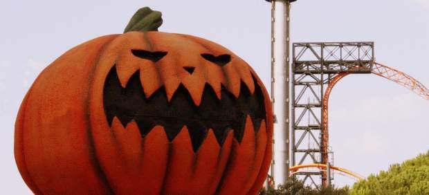 Halloween en el Parque de atracciones de Madrid