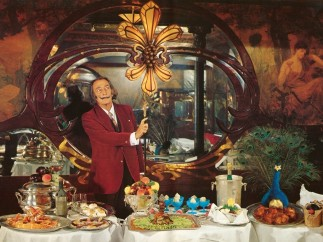 Dalí, chef