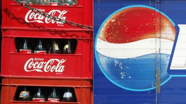 Coca-Cola y Pepsi