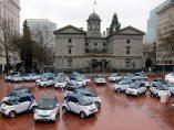 Grupo de coches Car2Go