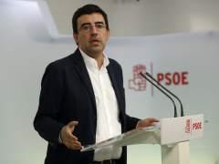 La gestora del PSOE amenaza con revisar su relación con el PSC