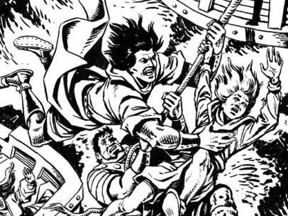 'El Capitán Trueno. Tras Los Pasos Del Héroe'