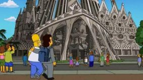 Homer en Barcelona