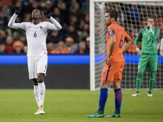 Gol de Pogba, Holanda - Francia
